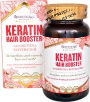 Reserveage Nutrition  Keratin Hair Booster™ with Biotin & Resveratrol