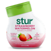 Stur All Natural Simply Strawberry Watermelon Liquid Water Enhancer