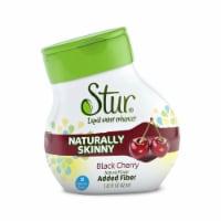 Stur Naturally Skinny Black Cherry Liquid Water Enhancer