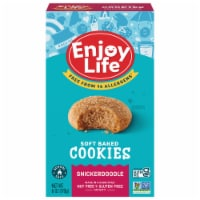 Enjoy Life Gluten-Free Soft Baked Snickerdoodle Cookies