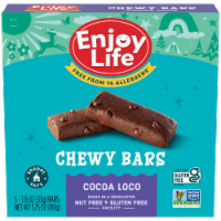 Enjoy Life Cocoa Loco Soft Baked Chewy Bars