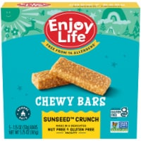 Enjoy Life Gluten-Free Sunseed Crunch Soft Baked Chewy Bars