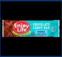 Enjoy Life Ricemilk Chocolate Flavored Confectionery Bar - 1.12 oz