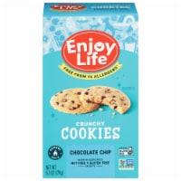 Enjoy Life Gluten-Free Chocolate Chip Crunchy Cookies