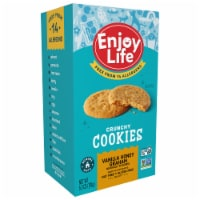 Enjoy Life Crunchy Vanilla Honey Graham Cookies
