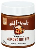 Wild Friends Organic Chocolate Almond Butter