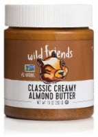 Wild Friends Organic Creamy Almond Butter