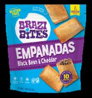 Brazi Bites Black Bean and Cheddar Empanadas