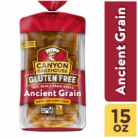 Canyon Bakehouse Gluten Free Ancient Grain Whole Wheat Bread