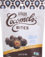 Cocomels Crispy Chocolate Covered Caramel Bites