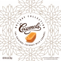 Cocomels® Holiday Collection Sea Salt Coconut Milk Caramels - 50 ct