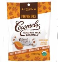Cocomels Pumpkin Spice Coconut Milk Caramels