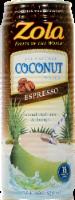 Zola Espresso Coconut Water