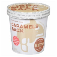 Killer Creamery Caramels Back Salted Caramel Flavored Frozen Dessert - 16 fl oz