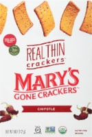 Mary's Gone Crackers Chipotle Real Thin Crackers - 5 oz