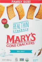 Mary's Gone Crackers Sea Salt Real Thin Crackers - 14 oz