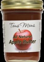 Tom's Mom's Apple Butter