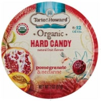 Torie & Howard Organic Pomegranate & Nectarine Hard Candy