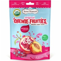 Torie & Howard Chewie Fruities Organic Pomegranate & Nectarine Candy Chews