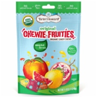 Torie & Howard Chewie Fruities Organic Assorted Flavors Candy Chews