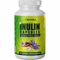 Pure Inulin Fiber Capsules (300 Veggie Caps) - 1