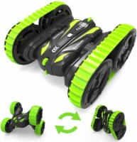 RC Stunt Car Off-Road 4WD dual function 2 in 1- 360 Degree Flip, Caterpillar, High Speed. - 1 pcs