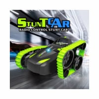 RC Stunt Car 2.4Ghz - Special effects transform tank - Straight 360 rotate - 1 pcs