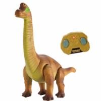 RC Brachiosaurus Walking Dinosaur Toy, Big Action Figure - 1