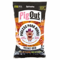 PigOut Texas BBQ Pigless Pork Rinds