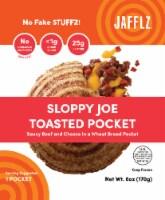 Jafflz Sloppy Joe Toasted Pocket