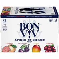 Bon & Viv Spiked Seltzer Variety Pack