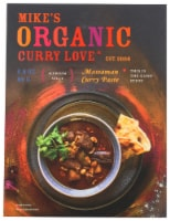 Curry Love Organic Medium Spicy Massaman Curry Paste