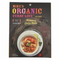 Mike's Organic Foods Penang Curry Paste