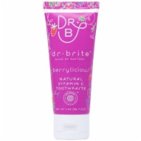 Dr. Brite  Kid's Natural Vitamin C Toothpaste Travel Size   Berrylicious