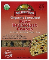 Mauk Family Farms  Organic Sprouted Raw Breakfast Crusts