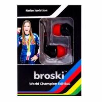 broski Hands Free Earphone - Assorted - 1 ct