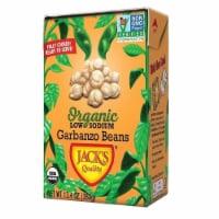 Jack's Quality Low Sodium Garbanzo Beans - 13.4 oz