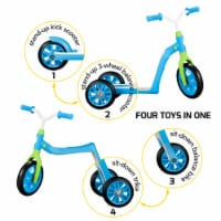 Swagtron Toddler Scooter - Blue