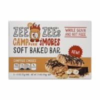 Zee Zee's Campfire S'Mores Soft Baked Cereal Bars