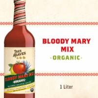 Tres Agaves Organic Bloody Mary Mix 1 Liter Bottle - 33.8 fl oz