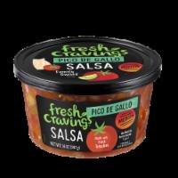 Fresh Cravings Medium Pico De Gallo Salsa - 14 oz