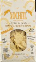 Xochitl Organic White Corn Chips