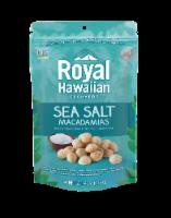 Royal Hawiian Orchards Sea Salt Macadamias