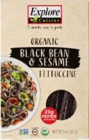 Explore Cuisine Organic Black Bean & Sesame Fettucine