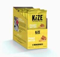 Kize  Raw Energy Bar 11G Protein Gluten Free   Peanut Butter
