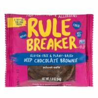 Rule Breaker Deep Chocolate Brownie - 1 ct