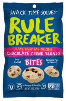 Rule Breaker Chocolate Chunk Blondie Bites