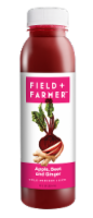 Field & Farmer Apple Beet and Ginger Cold Pressed Juice