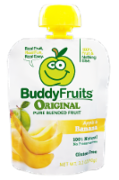 Buddy Fruits Original Apple & Banana Pure Blended Fruit