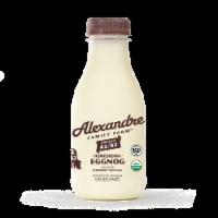 Alexandre Family Farm Organic Whole Eggnog